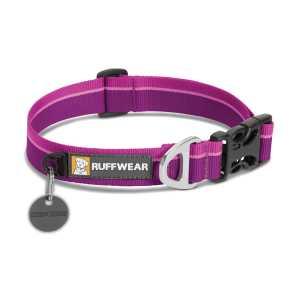 Ruffwear Hoopie Dog Collar - Purple Dusk