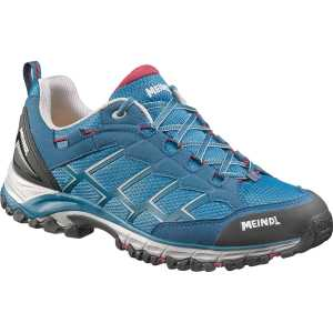 Meindl Caribe Walking Shoes - Ice/Carmine Red