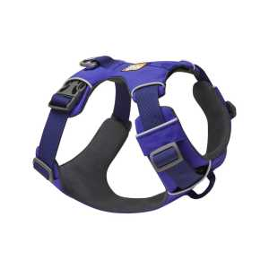 Ruffwear Front Range Dog Harness - Huckleberry Blue