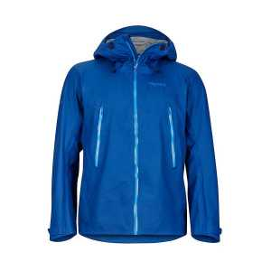 Marmot Mens Red Star Waterproof Jacket - Dark Cerulean