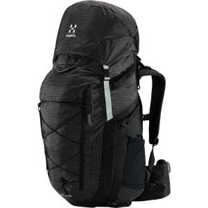 Haglofs Rose 55 Litre Medium/Large Back Rucksack - True Black