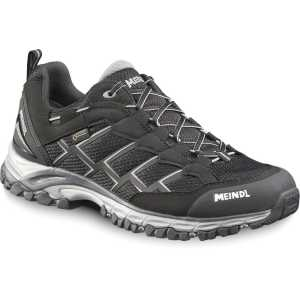 Meindl Caribe Mens GTX Walking Shoes - Silver/Black