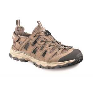 Meindl Womens Lipari Wide Fit Walking Sandals -  Natural