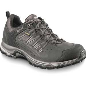 Meindl Journey Pro GTX Wide Fit Walking Shoes - Anthracite