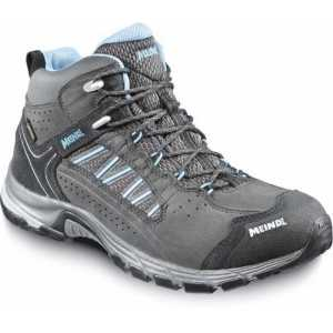 Meindl Journey Womens Mid GTX Wide Fit Walking Shoe
