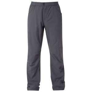 Mountain Equipment Womens Inception Soft Shell Pants - Blue Nights (12 Short)