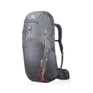 Gregory Optic 48 Rucksack - Lava Grey - Large Back