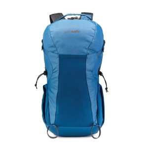 Pacsafe Venturesafe X 34L anti-theft hiking backpack - Blue Steel (Ex-Sample)