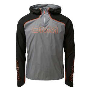 OMM KamLite Waterproof Smock - Black/Grey