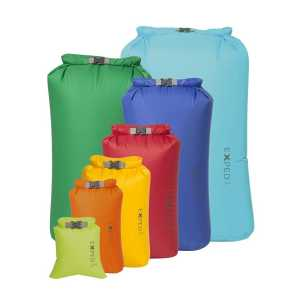Exped Fold Drybag 1 Litre Bright - XXS (Lime)