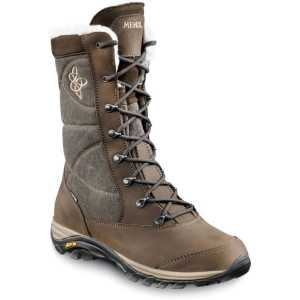Meindl Fontanella Lady GTX Waterproof Insulated Walking Boots - Brown