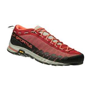 La Sportiva Womens TX2 Approach Shoes - Berry