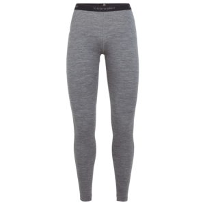 Icebreaker 200 Oasis Womens Leggings - Gritstone Heather