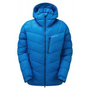 Montane Jagged Ice Down Jacket - Electric Blue