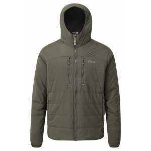 Sherpa Kailash Insulated Hooded Jacket - Juniper/Korsani - Medium
