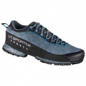 La Sportiva TX4 GTX Approach Shoes - Slate/Tropic Blue