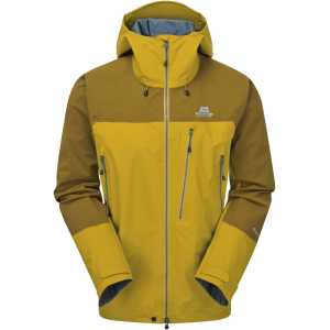 Mountain Equipment Lhotse GTX Pro Waterproof Jacket - Acid/Fir Green