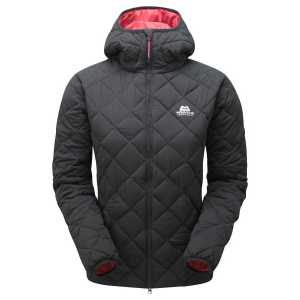 Mountain Equipment Womens Fuse Insulated Jacket - Raven
