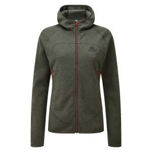 Mountain Equipment Womens Kore Hooded Jacket - Graphite