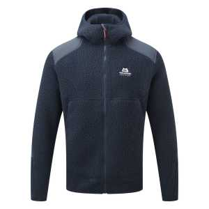 Mountain Equipment Moreno Hooded Fleece Jacket - Cosmos
