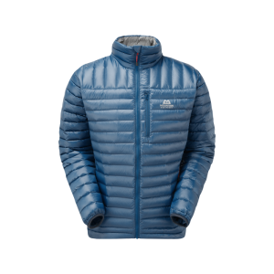 Mountain Equipment Odin Down Jacket - Harbour Blue