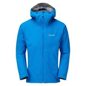 Montane Element Stretch Waterproof Jacket - Electric Blue