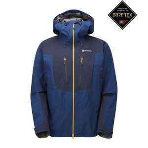 Montane Endurance Pro GTX Pro Waterproof Jacket - Antarctic Blue