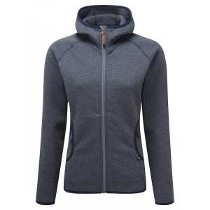 Mountain Equipment Womens Lantern Hooded Jacket - Ombre Blue