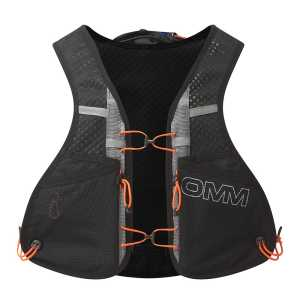 OMM Trailfire Lightweight Running Vest -Black