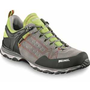 Meindl Ontario GTX Walking Shoes - Grey/Green