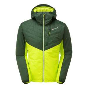 Montane Prism Insulated Synthetic Jacket - Arbor Green