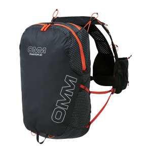 OMM Phantom 20 Lightweight Backpack - Black
