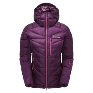 Montane Womens Anti-Freeze Insulated Down Jacket - Saskatoon Berry
