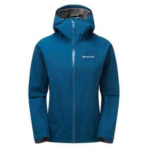 Montane Womens Pac Plus GTX Waterproof Jacket - Narwhal Blue