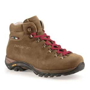 Zamberlan Womens 320 Trail Lite Evo GTX Walking Boots - Brown