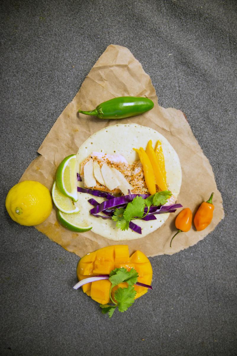 [DRAFT] Tuna Tacos