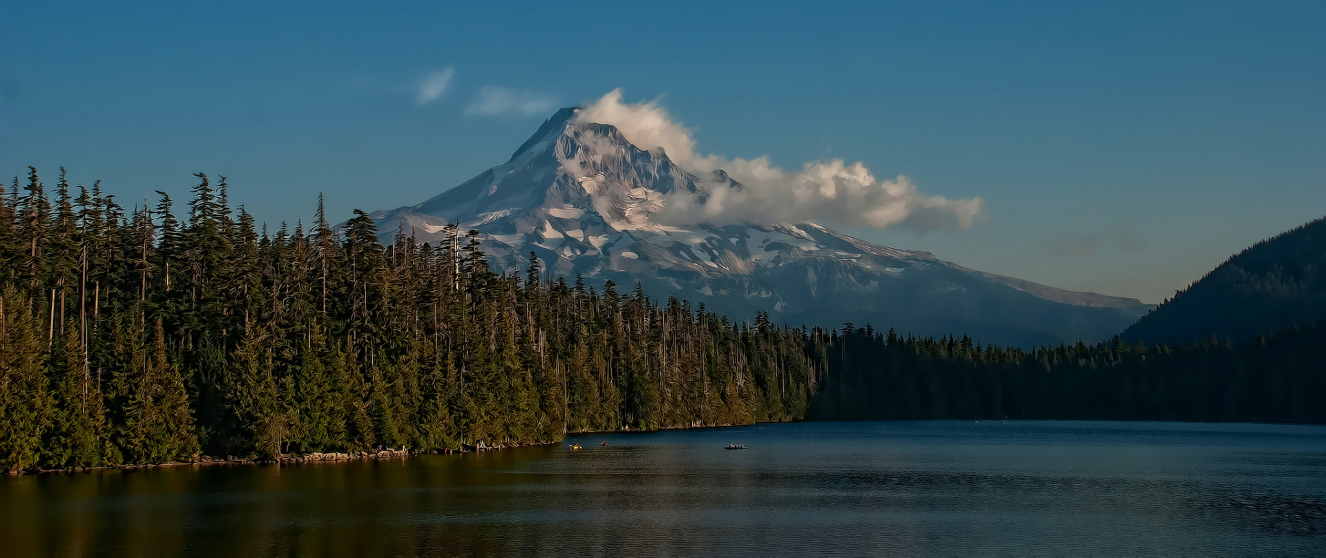 Hipcamp lost lake campground mt hood or search for Lost lake oregon fishing
