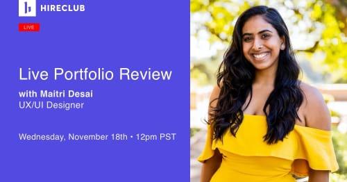 Live Portfolio Review