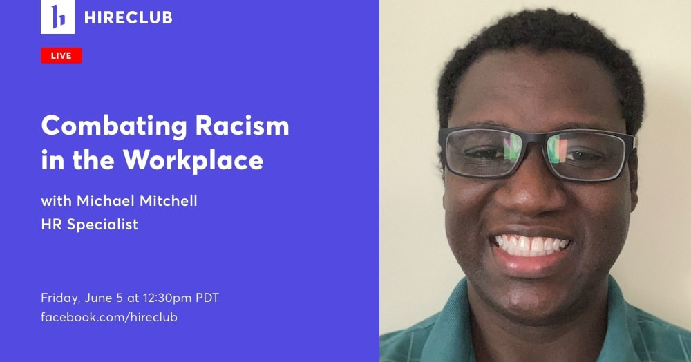 Combating Racism in the Workplace