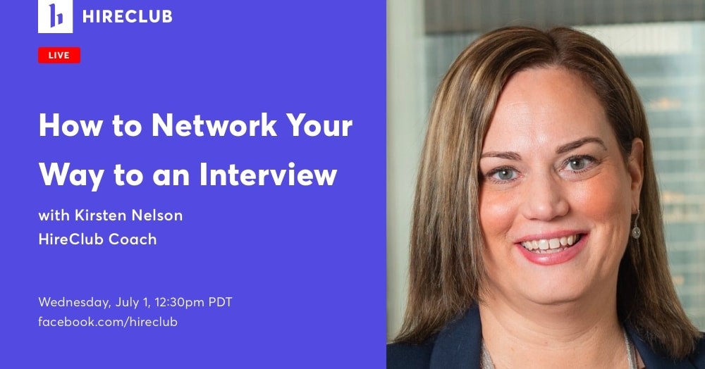 How to Network Your Way to an Interview