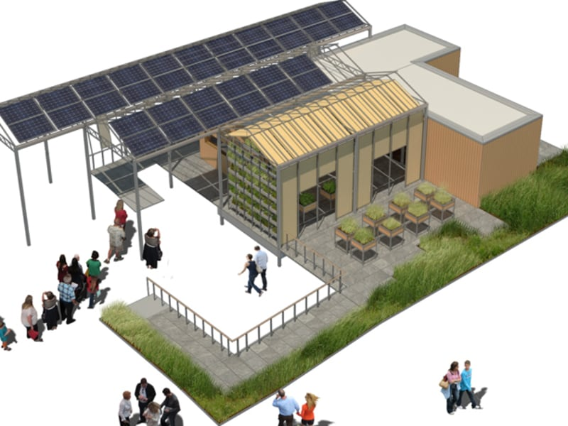 University at Buffalo Solar Decathlon 2015