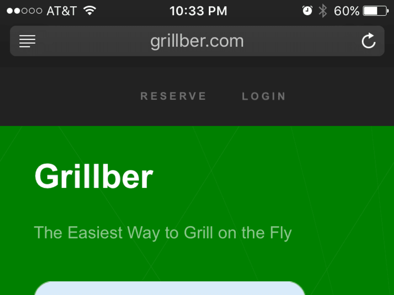 rent a grill!