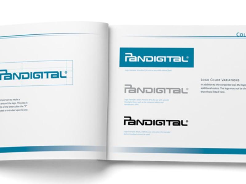 Pandigital Rebrand
