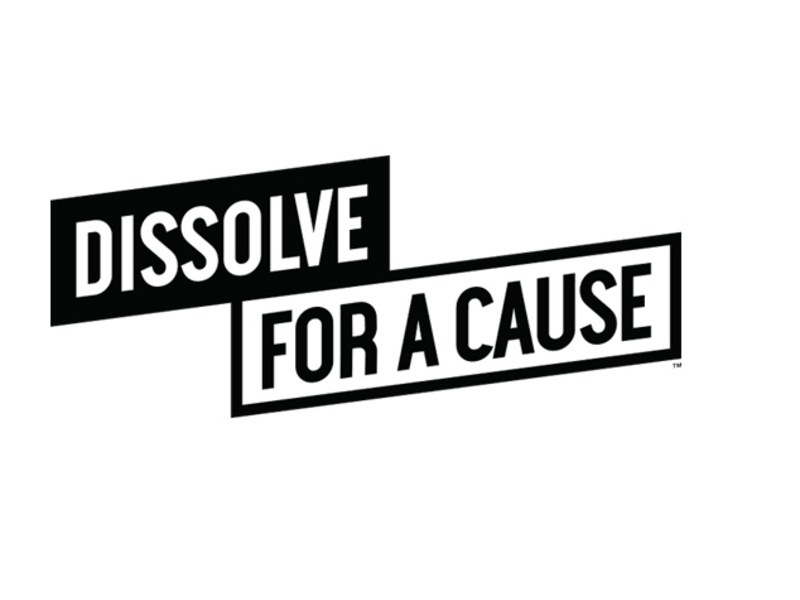 Dissolve for a Cause