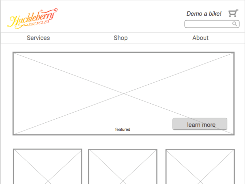 Ecommerce + Brick and Mortar User Flow Redesign