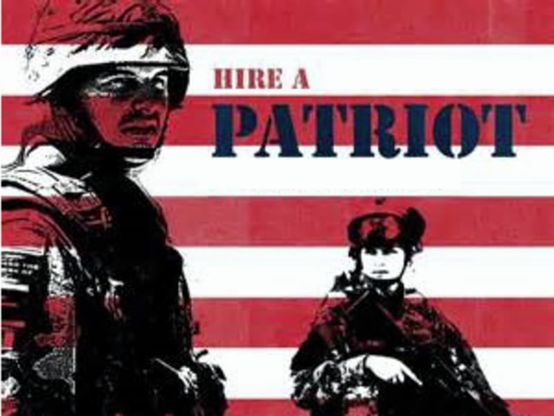 Veteran Badge - LinkedIn for Veterans