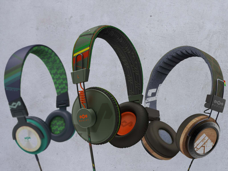 Marley - Audio and Lifestyle Products