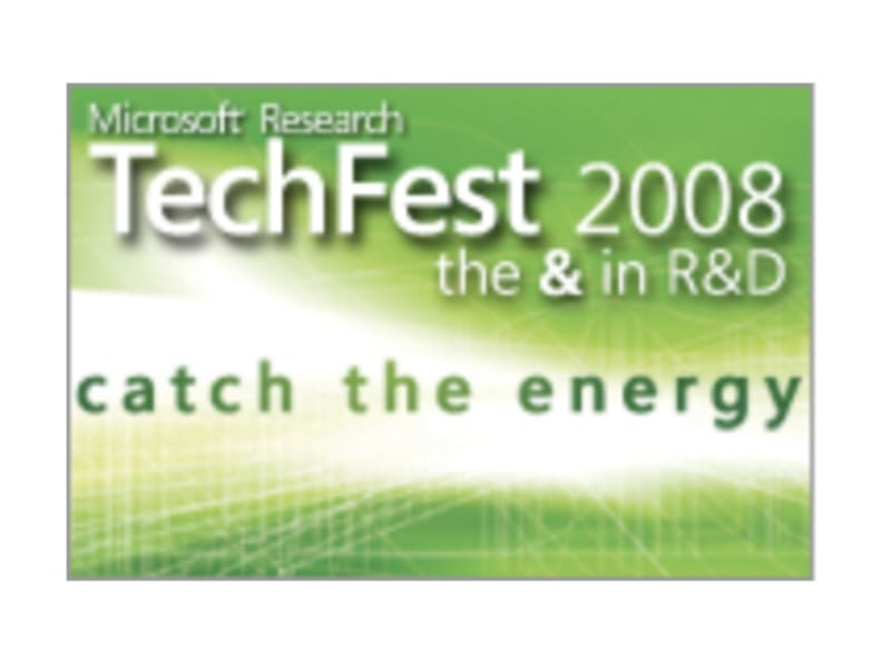 Produced Video Demos for TechFest