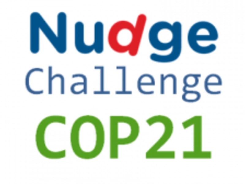 Nudge challenge competition