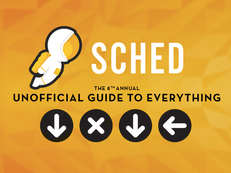 Sched's Unofficial Guide to SXSW